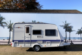 Hobby De Luxe Easy 400SF, met MOVER
