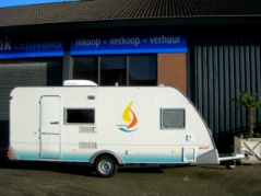 Eifelland Holiday Special 520TKM met AIRCO en Mover